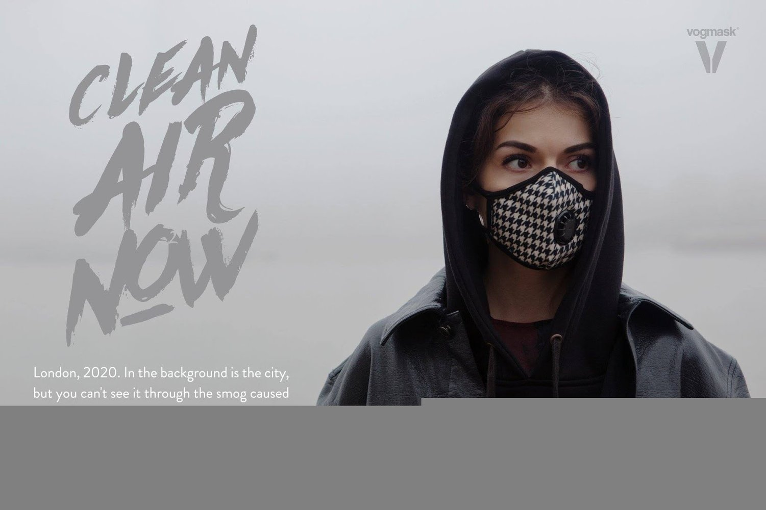 Clean air now - you are what you wear