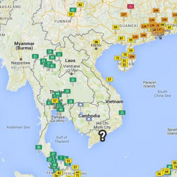 Here's Why Saigon Is Missing From This Pollution Map