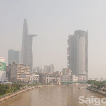 Vietnam's Air Quality Among the Worst in the World